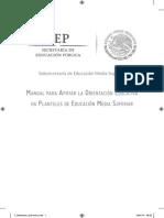 Manual 7 Orientacion Educativa
