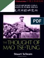 The Thought of Mao Tse-Tung