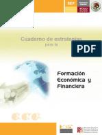 Cuaderno de Estrategias de Educación Financiera