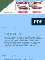 Lip Printresaercher