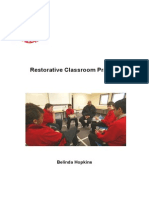 2 restorative classroom practice english version