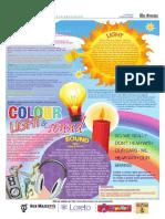 Colour, Light and Sound