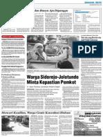 Berita YM Semarang Di Suara Merdeka