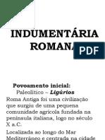Indumentária Romana