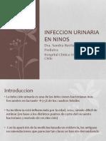 1.- Infecciones Urinarias en Niños