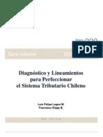 Diagnostico y Lineamientos Para Perfeccionar El Sistema Tributario Chileno