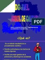 PP Arbol de Causas SRT