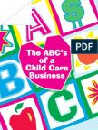 The ABCs of Child Care Business