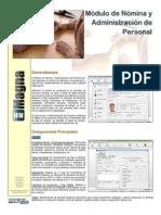01 - Nomina y Administracion de Personal
