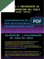 4. Contaminación Por Sales.