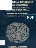 1. Llobera J R Comp 1981 Antropologia Economica Estudios Etnograficos p 267 Barcelona Anagrama