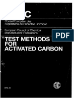 Test Method for Activated Carbon
