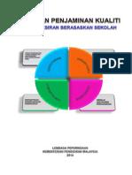 Panduan Penjaminan Kualiti PT3 2014