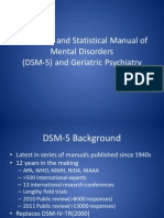 Griffith Diagnostic and Statistical Manual of Mental Disorders