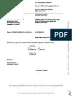 Julio David Godinez-Morales, A205 296 691 (BIA Aug. 7, 2014)