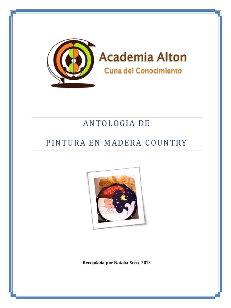 Antologia Del Taller De Arte Country