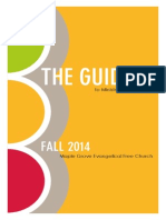 The Guide Fall 2014 Fall