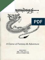 Wizardry I Manual