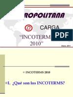Presentacion 3 INCOTERMS 2010
