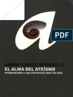 Comte Sponville Andre - El Alma Del Ateismo