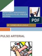 Signosvitalesi Pulso y Presion Arterial