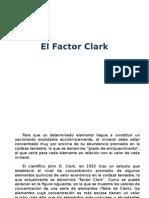 El Factor Clark