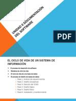 UNIDAD II Documentación del software.pdf