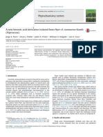 Lectua 1. Art Phytochemistry Letters 2013