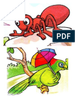 Animal Friend Picture Flashcards (1)