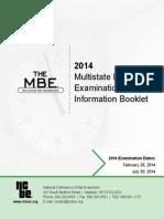 MBE IB 2014