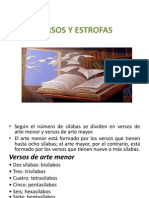 Tipos de Versos y Estrofas
