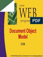 Core Web Programming - Chapter 23