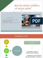 Lineamientos de Salud y Política de Salud