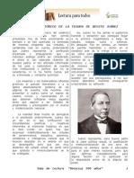 Análisis Histórico de Benito Juárez