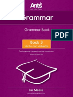 EDnglish Grammar Book 3 Verbs and Adverbs Sample Pages