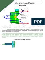 Increasing propulsive efficiency.doc