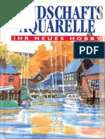 41949453 Landschafts Aquarelle