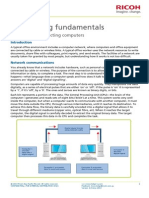 Networking Fundamentals 1 of 6 Connecting Computers Briefing Paper