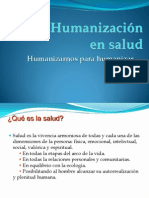 Humanización YO (1)