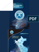 Brochure Grupo Recupera
