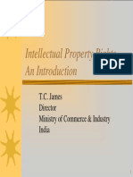 IPRs Introduction TCJames