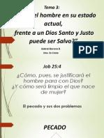 Regeneracion y Justificacion - Valdivia