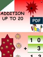 ADDITION Std 1 Maths (1)