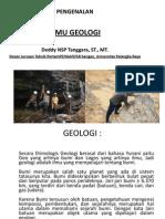 Materi - Geologi 2012 Pertemuan Print Version