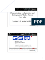 Voice in GSM