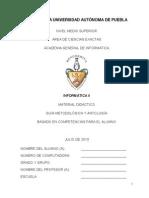 Guia Metodologica Info II