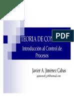 1 - Introducción Al Control de Procesos