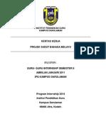 Sudut Bahasa Melayu