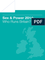 Sex and Power 2014