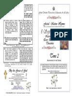 2014 - 8 Sept - Nativity Theotokos
